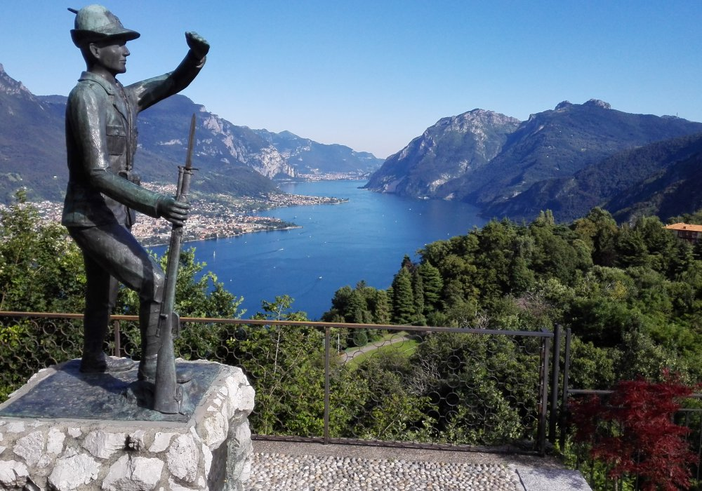2016: Lombardije, een aparte ervaring