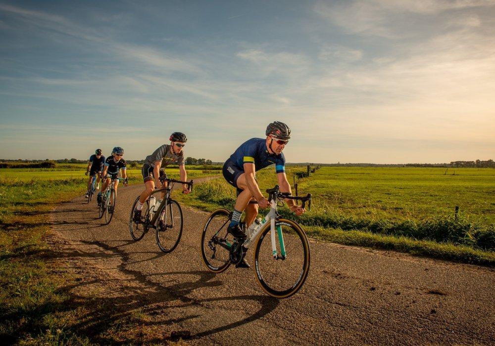 Onze afspraken over corona en fietsen in groepen